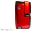 Xikar Vitara Double Cigar Lighter - Red