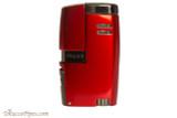 Xikar Vitara Double Cigar Lighter - Red Right Side