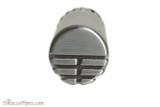 Xikar Turrim Single Cigar Lighter - Silver Top