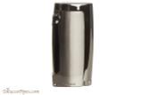 Xikar Pulsar Triple Cigar Lighter - Gunmetal Back