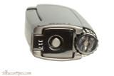 Xikar Pulsar Triple Cigar Lighter - Gunmetal Bottom