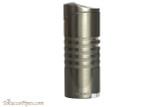 Xikar Ellipse III Triple Cigar Lighter - Grey Back