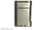 Xikar Allume Triple Tabletop Cigar Lighter - Grey