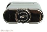 Xikar Allume Triple Tabletop Cigar Lighter - Grey Bottom