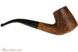 Brigham Santinated 84 Tobacco Pipe - Sandblast Right Side