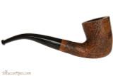 Brigham Santinated 47 Tobacco Pipe - Sandblast Right Side