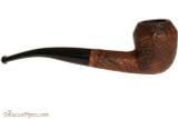 Brigham Santinated 26 Tobacco Pipe - Sandblast Right Side