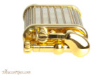 IM Corona Old Boy 2018 LOTY Gold Pipe Lighter Top