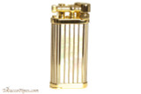 IM Corona Old Boy 2018 LOTY Gold Pipe Lighter Right Side