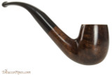 Molina Beginner Set  Bent Tobacco Pipe - Brown Right Side