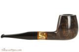 Molina Zebrano Grey Tobacco Pipe - Billiard Right Side
