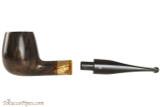 Molina Zebrano Grey Tobacco Pipe - Billiard Apart