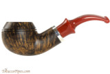 Rattray's Beltane's Fire Tobacco Pipe - Contrast Left Side