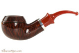 Rattray's Beltane's Fire Tobacco Pipe - Brown Left Side