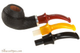 Rattray's Beltane's Fire Tobacco Pipe - Black