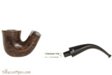 Peterson Dublin Filter 05 Tobacco Pipe - Fishtail Apart