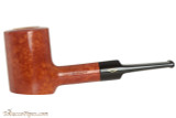 Brebbia Junior Ambra 2710 Tobacco Pipe - Poker