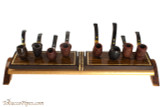 Neal Yarm Bacote / Oak 650 8 Pipe Stand Pipes not Included