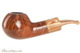 Mastro De Paja Pompei 500 Tobacco Pipe - Smooth Bent Author