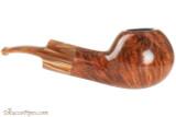 Mastro De Paja Pompei 500 Tobacco Pipe - Smooth Bent Author Right Side
