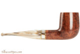 Mastro De Paja Cinque Terre 100 Tobacco Pipe - Smooth Billiard Right Side