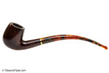 Savinelli Clarks Smooth Tobacco Pipe Left Side