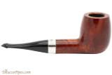 Peterson House Pipe Billiard Terracotta Tobacco Pipe - PLIP Right Side