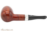 Peterson House Pipe Billiard Terracotta Tobacco Pipe - PLIP Bottom