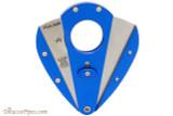 Xikar Xi1 Cigar Cutter - Blue Open