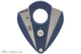 Xikar Xi2 Cigar Cutter - Blue Open