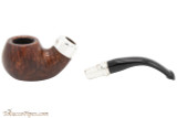 Peterson Spigot System 303 Smooth Tobacco Pipe PLIP Apart