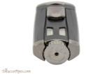 Xikar HP3 Cigar Lighter - Matte Black Bottom