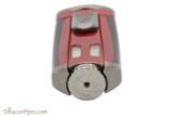 Xikar HP3 Cigar Lighter - Daytona Red Bottom