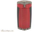 Xikar HP3 Cigar Lighter - Daytona Red Back