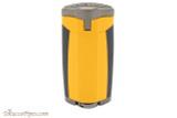 Xikar HP3 Cigar Lighter - Burnt Yellow Back