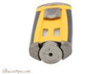 Xikar HP3 Cigar Lighter - Burnt Yellow Bottom