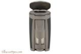 Xikar HP3 Cigar Lighter - Gunmetal Open