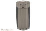 Xikar HP3 Cigar Lighter - Gunmetal Back