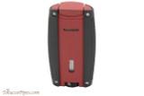 Xikar Turismo Cigar Lighter - Matte Red