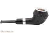 Rattray's Dark Reign 120 Tobacco Pipe - Sandblast Right Side