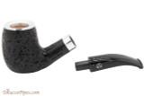 Rattray's Dark Reign 124 Tobacco Pipe - Sandblast Apart