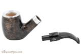 Rattray's Dark Reign 125 Tobacco Pipe - Grey Apart