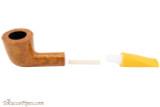 Savinelli Mini 409 Yellow Smooth Tobacco Pipe - Dublin Apart
