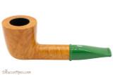 Savinelli Mini 409 Green Smooth Tobacco Pipe - Dublin