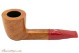 Savinelli Mini 409 Red Smooth Tobacco Pipe - Dublin