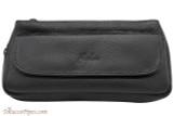 Brigham 1 Pipe Tobacco Pouch - Black