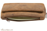 Brigham 1 Pipe Tobacco Pouch - Vintage Top