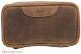 Brigham 2 Pipe Case - Vintage