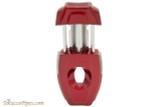 Xikar VX2 V-Cut 157 Cigar Cutter - Red Open