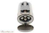 Xikar HP4 Quad Cigar Lighter - Sandstone Open